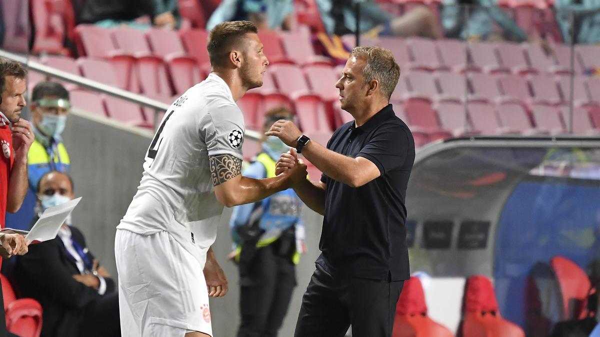 Hansi Flick erklärte, warum Niklas Süle derzeit keine Option beim FC Bayern ist