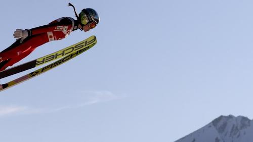 Bei der nordischen Ski-WM feiern die Frauen Premiere von der Großschanze