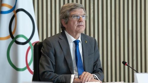 IOC-Präsident Thomas Bach verteidigt das frühe Votum für Brisbane