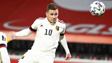 BVB-Profi Hazard muss nicht mit nach Tschechien