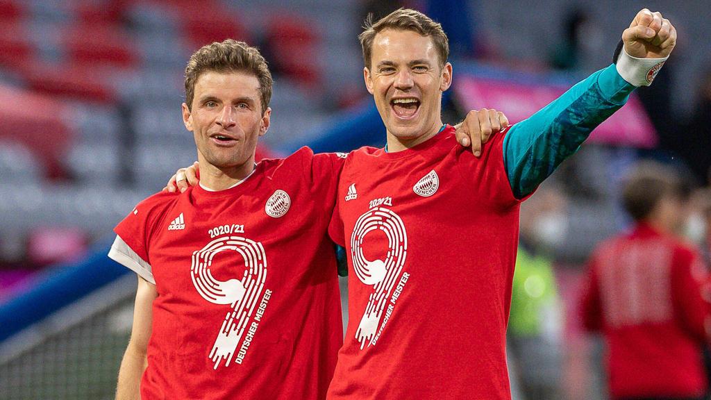 EM » News » Neuer: Müller wird bei der EM eine Führungsrolle einnehmen