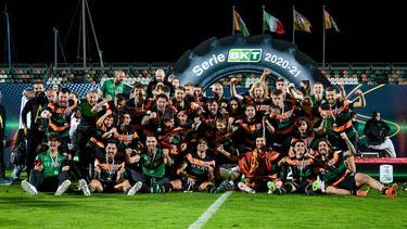 FC Venedig zurück in der Serie A