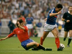 EM-Finale 1984: Camacho vs. Giresse