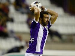 Schaffte bei Valladolid den Schritt zum Stammspieler