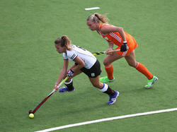Deutsche Hockey-Damen beim World League Final