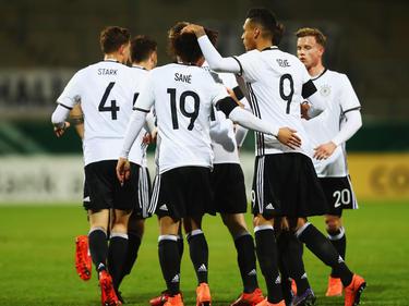 Die U21 setzte sich letztlich deutlich gegen die Färöer durch