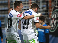 Hadžić schießt Sturm ins Cup-Semifinale