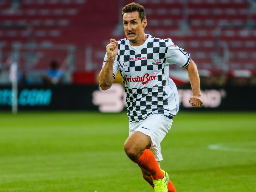 Miroslav Klose: biography and career of a football player 76
