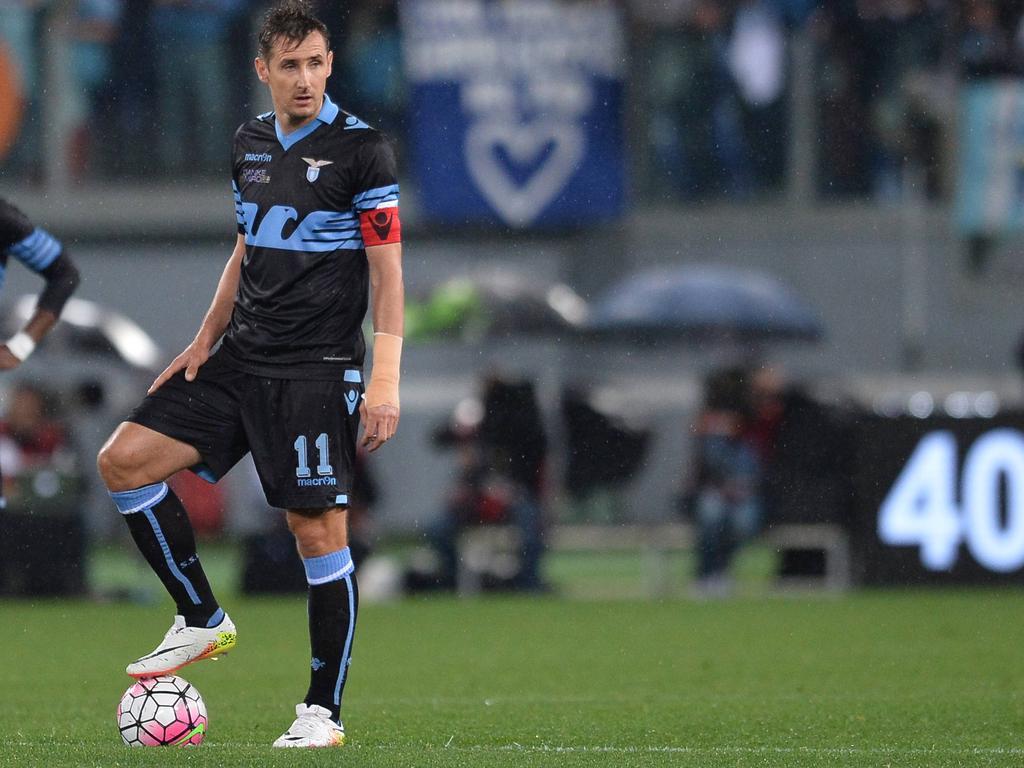Findet Miroslav Klose noch einen neuen Verein?