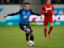 Baris Atik debütierte 2016 für 1899 Hoffenheim in der Bundesliga