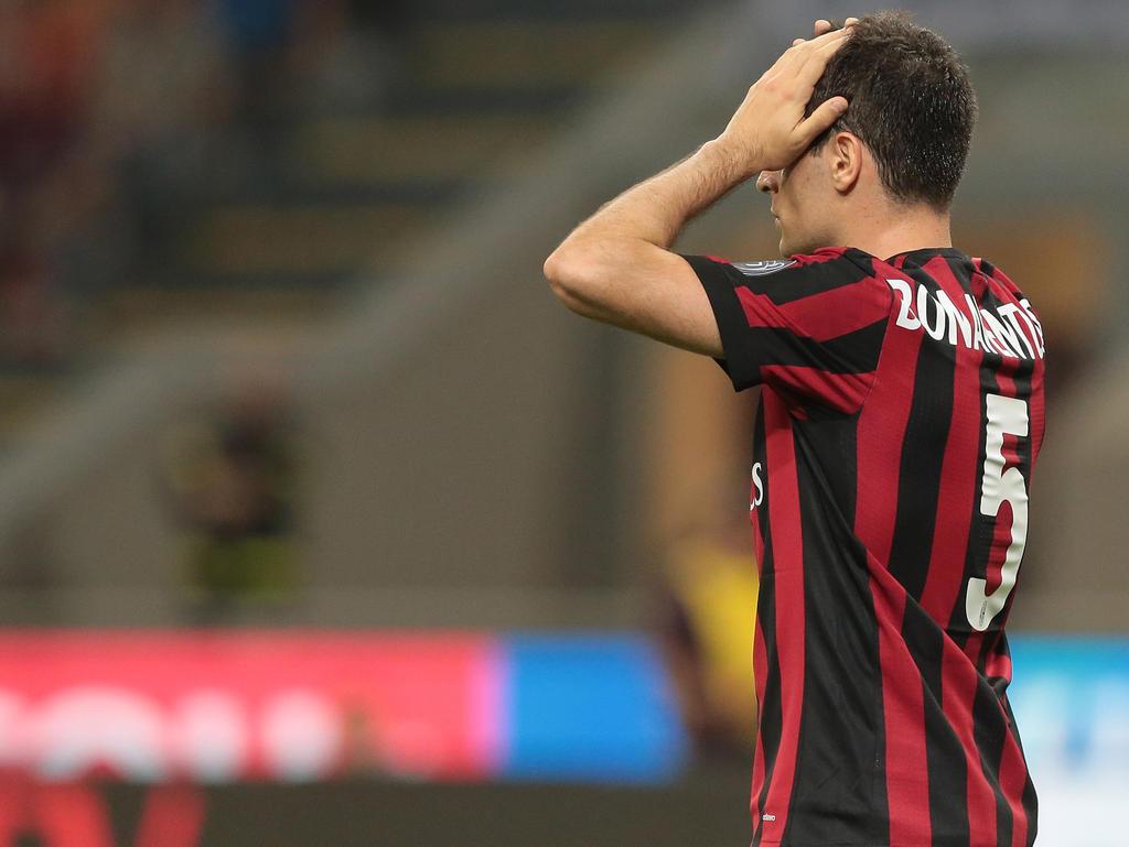 Bittere Nachricht für den AC Mailand