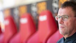 Ralf Rangnick wird wieder Cheftrainer bei RB Leipzig
