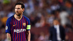 """Lionel Messi fährt aus """"familiären Gründen"""" nicht nach London"""