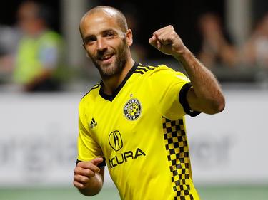 El hermano del 'Pipita' vivió una gran noche en la MLS. (Foto: Getty)