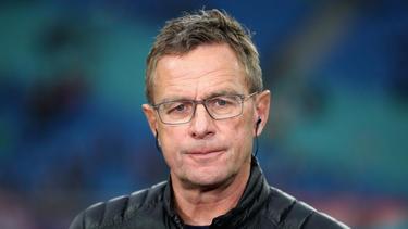 Ralf Rangnick von RB Leipzig hadert mit der Entscheidung des Bundestrainers