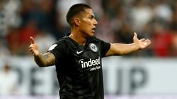 Carlos Salcedo steht der Eintracht wieder zur Verfügung