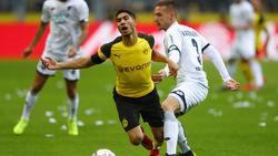 Achraf Hakimi ha encontrado su mejor juego en Alemania. (Foto: Getty)