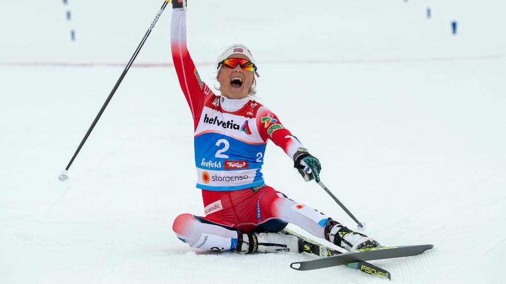 Therese Johaug bleibt unbesiegt
