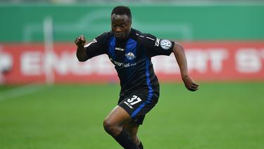 Bernard Tekpetey könnte bald wieder im Schalke-Trikot auflaufen