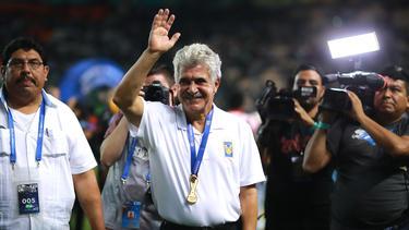 Ferreti ya es leyenda del fútbol mexicano. (Foto: Getty)