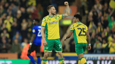 Marco Stiepermann bleibt bei Norwich City