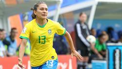 Der 1. FFC Frankfurt hat Abwehrspielerin Letícia Santos verpflichtet