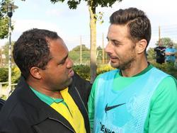 Bis heute gute Kumpels: Ailton und Claudio Pizarro