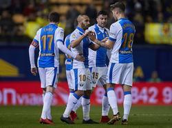 Nabil El Zhar (#10) marcó el gol que vale unos cuartos de final. (Foto: Imago)