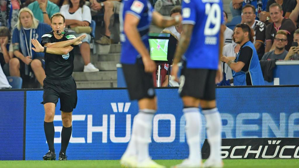 Arminia Bielefeld holt einen Punkt gegen den FC St. Pauli und hadert