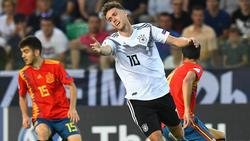Luca Waldschmidt ist erstmals für die A-Nationalmannschaft nominiert