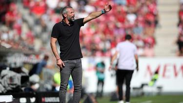 Erfolgreiche Rückkehr nach Mainz für Marco Rose