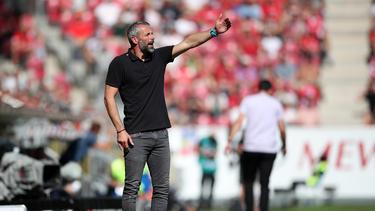 Marco Rose will mit Gladbach in Europa angreifen