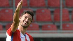 Jubelt über seinen Treffer zum 2:0 gegen Holstein Kiel: Tim Kleindienst vom 1. FC Heidenheim