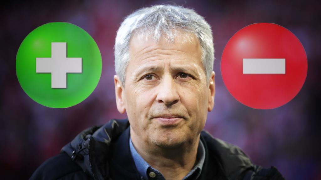 Läuft Lucien Favres Zeit beim BVB ab?