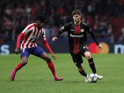 Bayer Leverkusen glaubt an die Mini-Chance in der Champions League