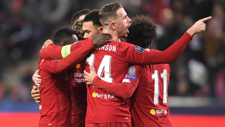 Reds-Jubel in Salzburg