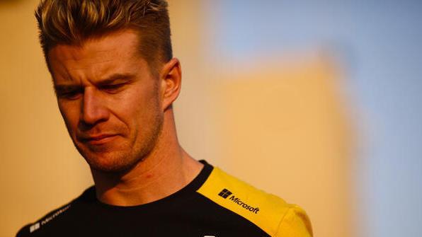 Nico Hülkenberg verabschiedet sich in Abu Dhabi aus der Formel 1