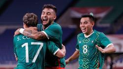 Mexiko jubelt über Bronze