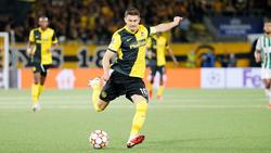 Christian Fassnacht möchte wohl zu Werder Bremen wechseln