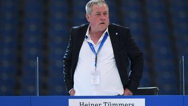 Verlässt offenbar den Aufsichtsrat des FC Schalke 04: Heiner Tümmers
