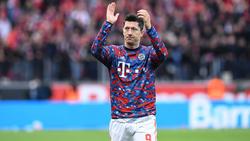 Robert Lewandowski liebäugelt angeblich mit einem Abschied vom FC Bayern