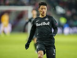 Für Hwang könnte der Wechsel nach England erfolgen, er dennoch bis zum Sommer in Salzburg bleiben
