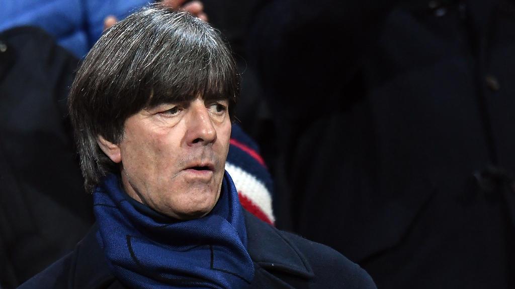Joachim Löw war beim Neujahrsempfang der Deutschen Fußball Liga zu Gast