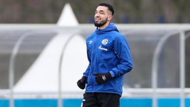 Nabil Bentaleb wird den FC Schalke 04 vorläufig verlassen