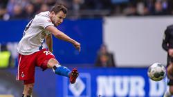Louis Schaub hat mit dem HSV noch einiges vor