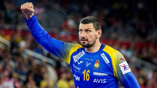 Arpad Sterbik beendet seine Karriere