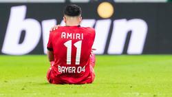 Nadiem Amiri ging gegen VfB-Spieler Atakan Karazor mit 0:8 unter
