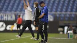 Für David Wagner und den FC Schalke läuft es einfach nicht rund