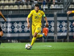 Spielt der Kapitän des ukrainischen U21-Teams bald in Linz?