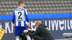Peter Pekarik wird Hertha im letzten Saisonspiel fehlen